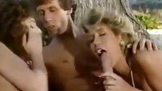 Tom Byron, Careena Collins, and Candy Evans Paragon Threesome