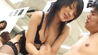 Irresistable Baby Teases A Concupiscent Boy In The Office