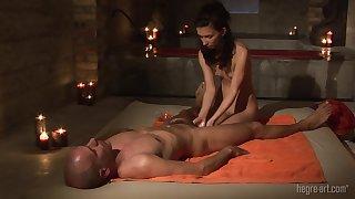 Hegre-Art: Lingam massage