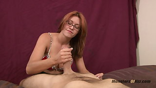 Sexy Redhead POV Blowjob