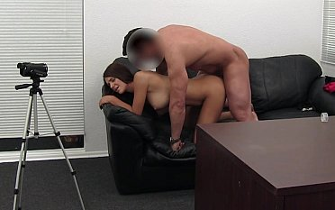 Hot mom hardcore backroom sexual connection heavens casting couch
